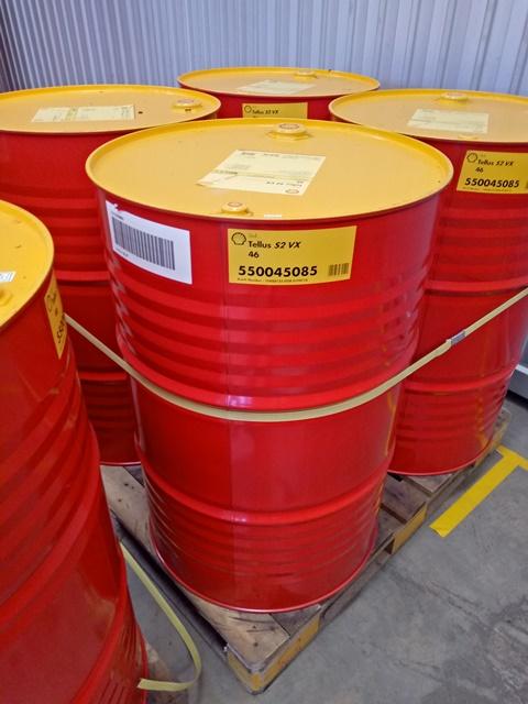 Shell Tellus S2 VX 46 209 L (1 Drum) - Sejahtera Oil ...