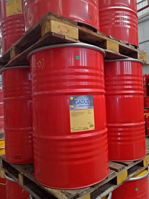 Shell Gadus S2 V220-1 180 KG (1 Drum)