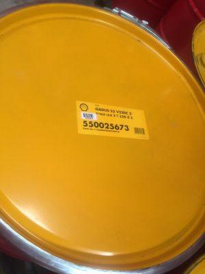 Shell Gadus S2 V220-1 180 KG (1 Drum) - Sejahtera Oil